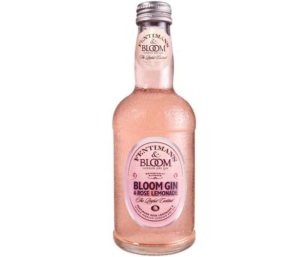 Fentimans - Gin & Rose Lemonade - 12x275ml