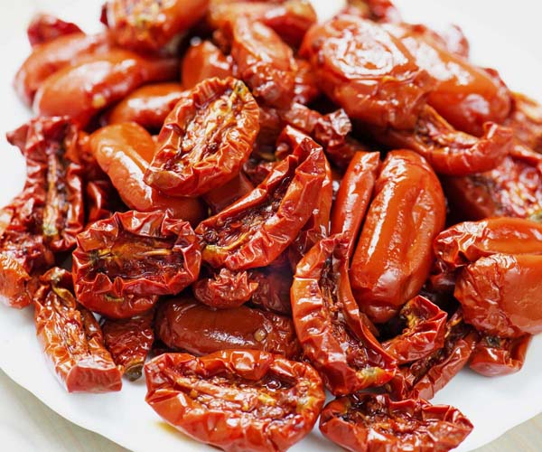 Sundried Tomatoes In Oil - 1x1kg