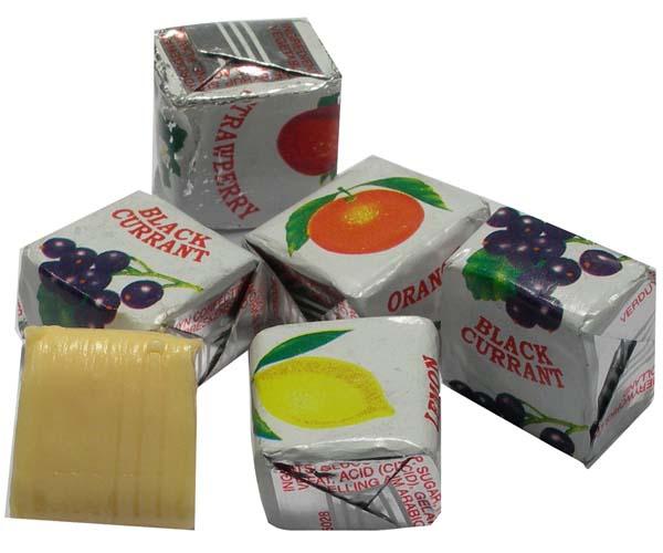 Fruity Caramels x3kg Bag
