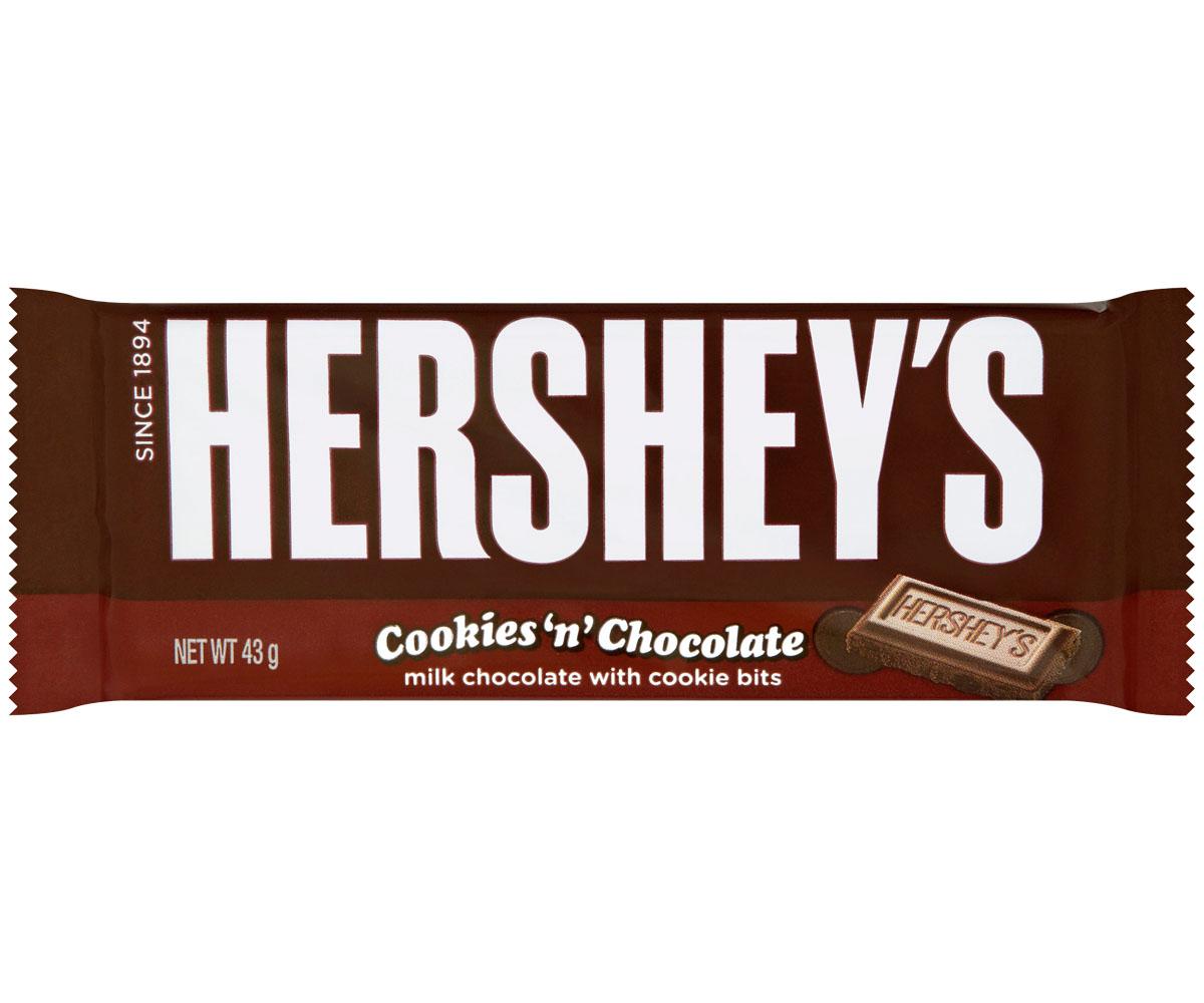 Hershey's - Cookies & Chocolate - 24x40g