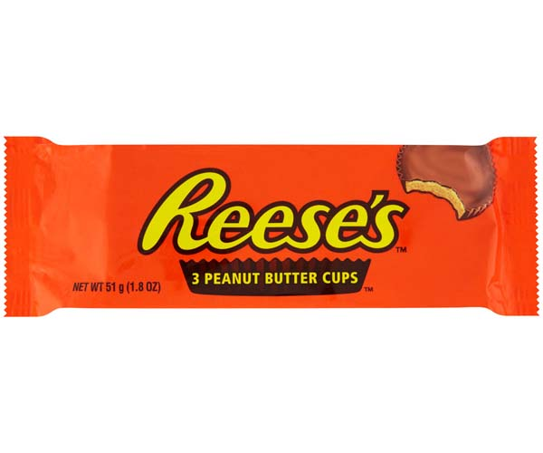 Reeses - Peanut Butter Cups - 40x51G