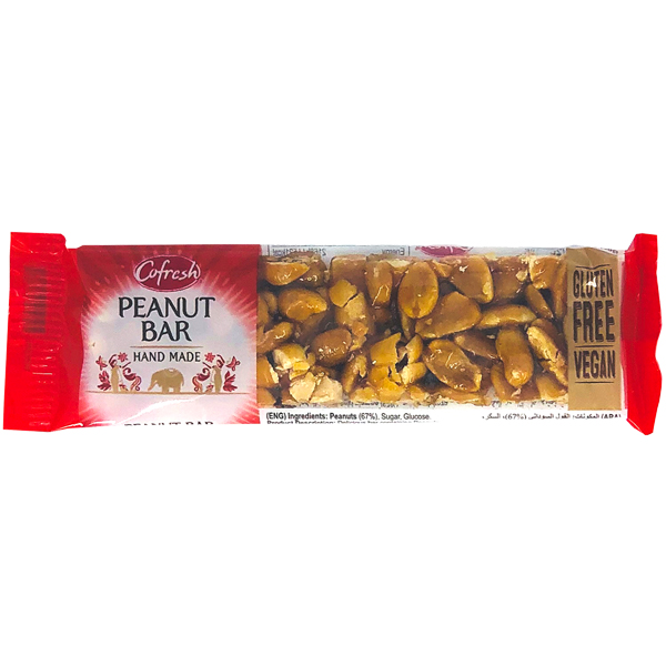 Eat Real (Cofresh) - Peanut Snack Bar - 30x25g