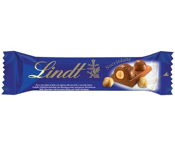 Lindt - Nocciolatte - 18x40g