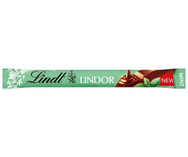 Lindt - Lindor Mint Treat Bar- 24x38G