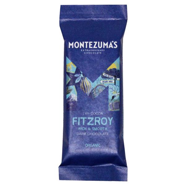 Montezumas - Very Dark Choc - 26x30g