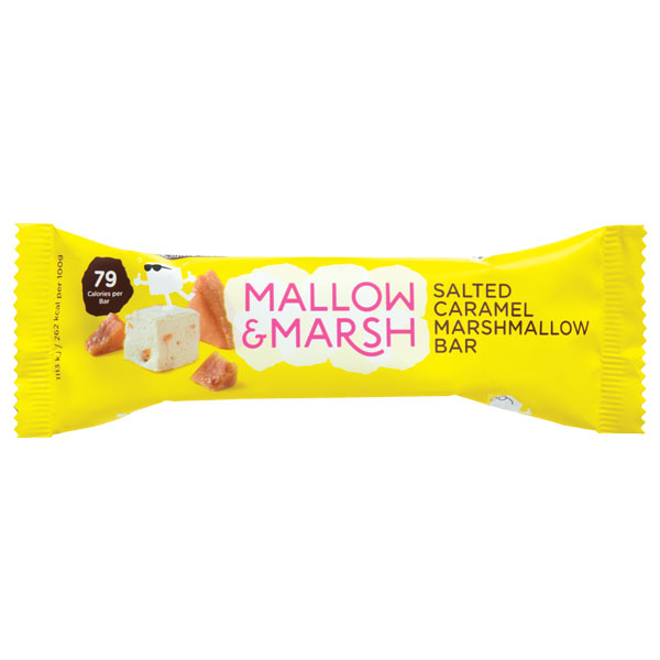 Mallow & Marsh - Salted Caramel - 12x30g