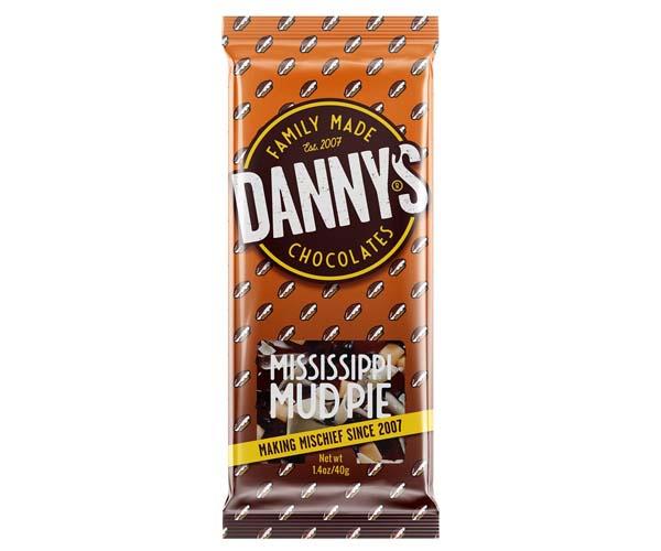 Danny'S Chocolate - Mississippi Mud Pie - 15x40g