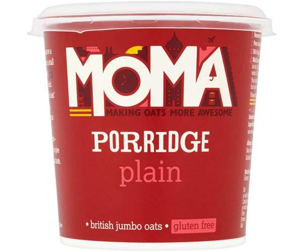 Moma Porridge - Original (Red) - 12x70g