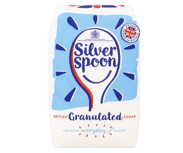 Silverspoon - Granulated Sugar - 15x1kg