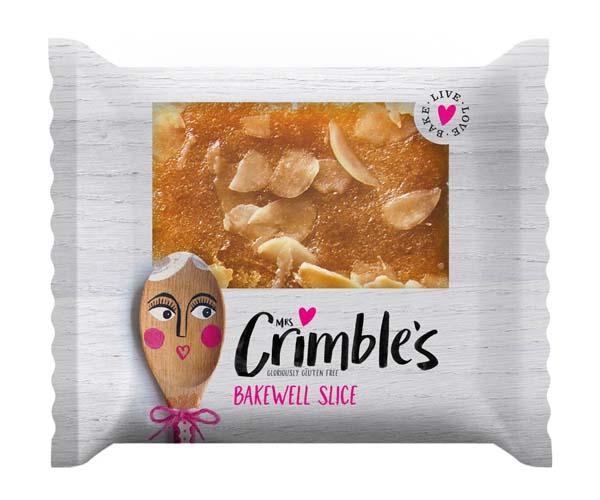 Mrs Crimbles - Bakewell Slice - 24x70g