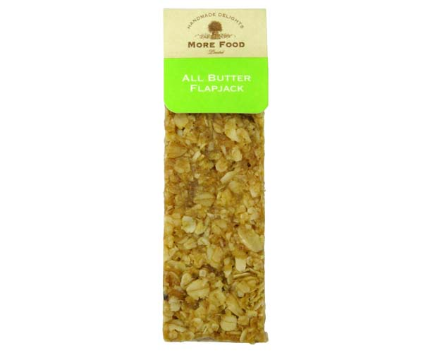 More - All Butter Flapjack - 14x75g