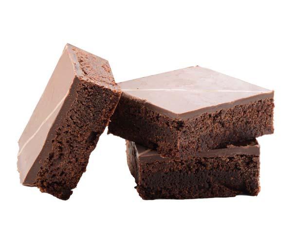 Wicked Traycake - Chocolate Fudge Brownie - 1x1220g