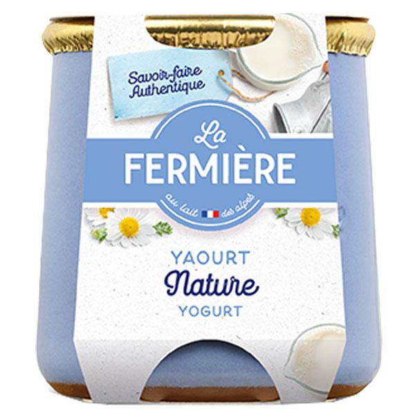 La Fermiere - Natural Yoghurt - 6x140g