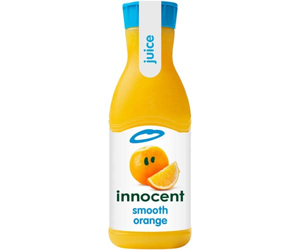 Innocent Juice - Smooth Orange - 6x900ml