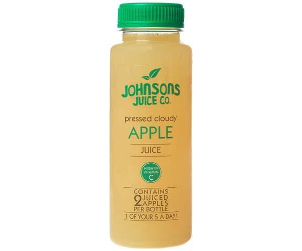Johnsons Juice - Apple - 12x250ml