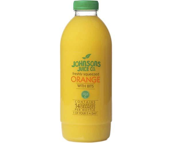 Johnsons Juice - Orange - 2x2.27L