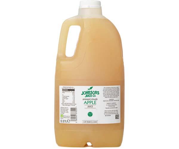 Johnsons Juice - Apple - 2x2.27L