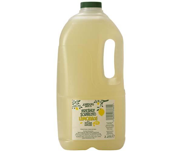 Johnsons Juice - Lemon - 2x2.27L