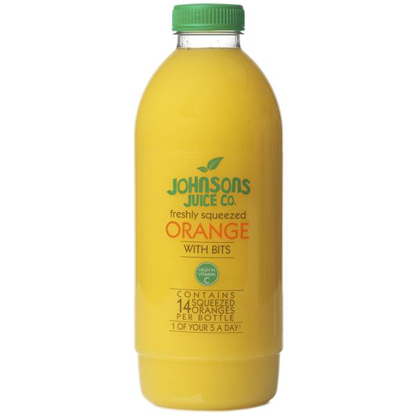 Johnsons Juice - Orange - 6x1L