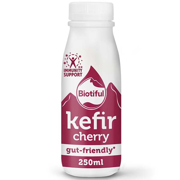 Biotiful - Kefir Morello Cherry - 6x250ml