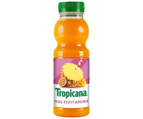 Tropicana Juice - Multivitamins - 8x300ml