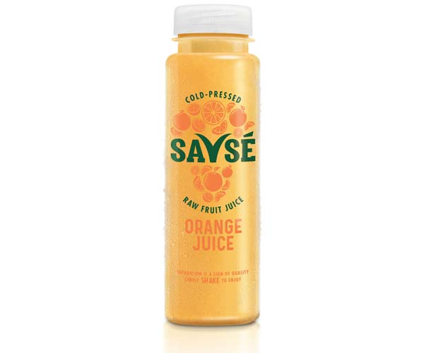 Savse Juice - Orange - 8x250ml