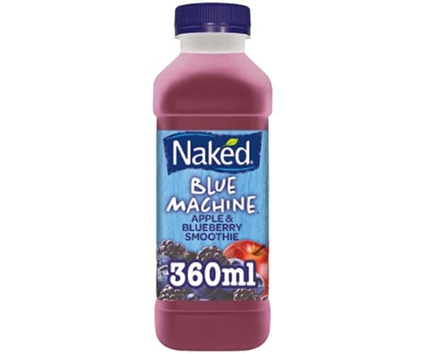 Naked Juice - Blue Machine - 8x360ml
