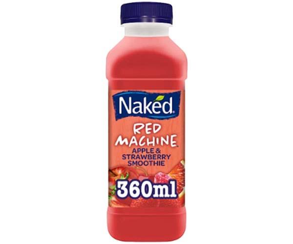 Naked Juice - Red Machine - 8x360ml