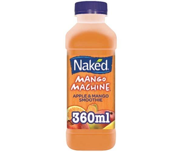 Naked Juice - Mango Machine - 8x360ml
