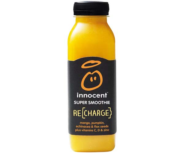 Innocent - Recharge Super Smoothie - 8x360ml