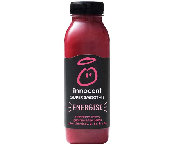 Innocent - Energise Super Smoothie - 8x360ml