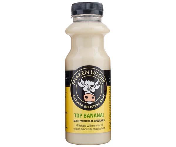 Shaken Udder - Top Banana - 6x330ml