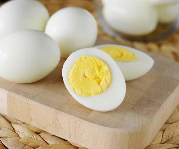 Hard Boiled Eggs - 12x4