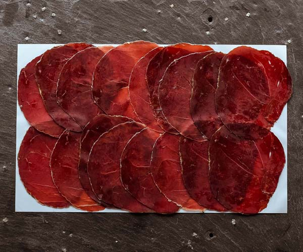 Sliced Bresaola - 1x500g