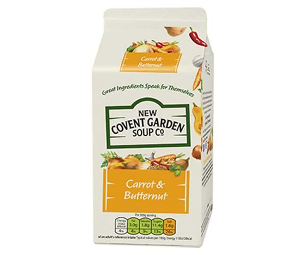 Ncg Soup - Carrot & Butternut - 6x600g