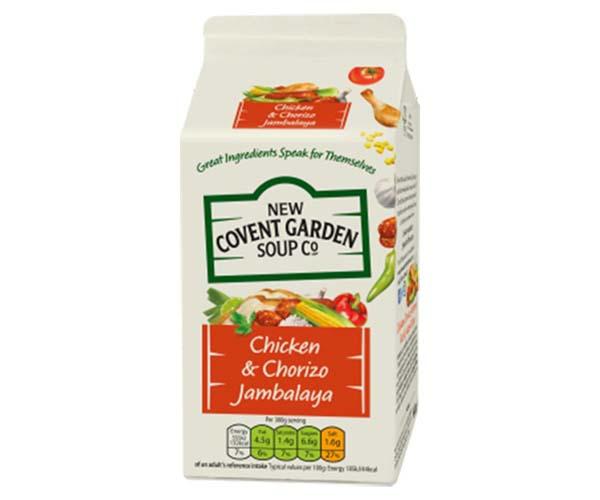 Ncg Soup - Chicken & Chorizo Jambalaya - 6x600g