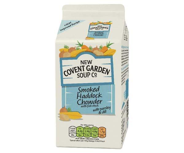 Ncg Soup - Smoked Haddock Chowder - 6x600g