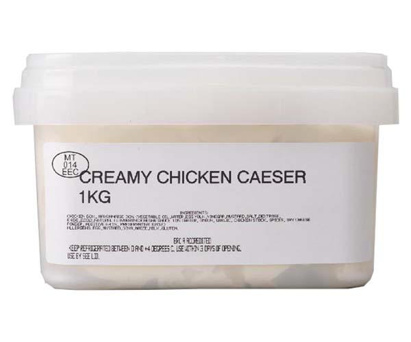 Sandwich Filler Mayo - Creamy Chicken Caesar - 1x1kg
