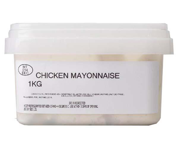 Sandwich Filler Mayo - Chicken - 1x1kg