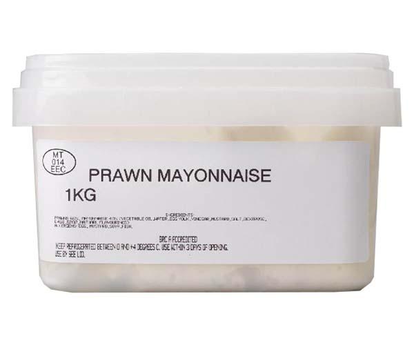 Sandwich Filler - Prawn Mayo - 1x1kg