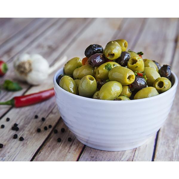 Olives Mistoliva - Mixed Olives - 1x1kg