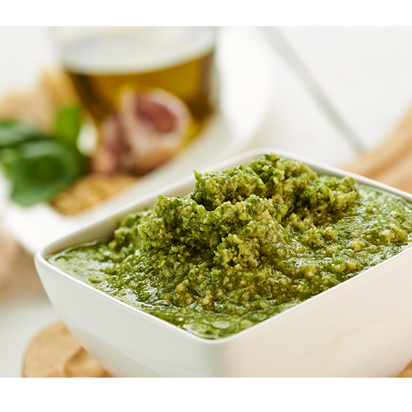 Nut Free Vegetarian Green Pesto - 1x600g