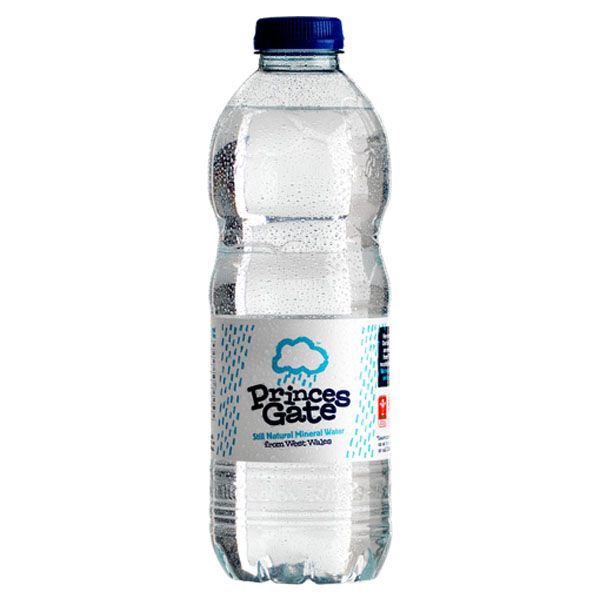 Princes Gate Water - Still - 24x500ml