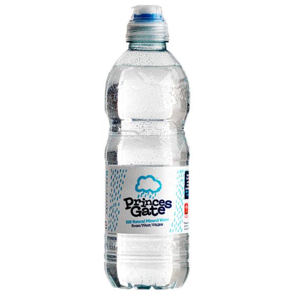 Princes Gate Water - Still Sportscap - 24x500ml