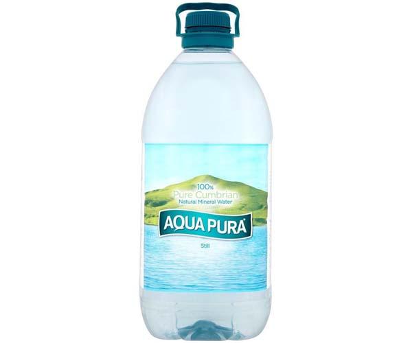 Aqua Pura Mineral Water Still 3x5L