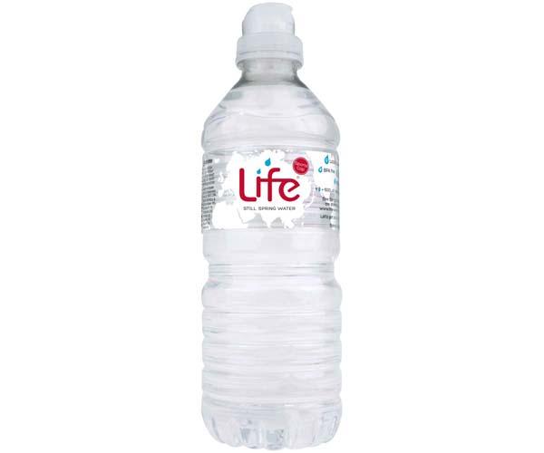 Life Water - Still Sportscap - 24x500ml