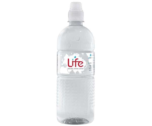 Life Water - Still Sportscap - 12x750ml