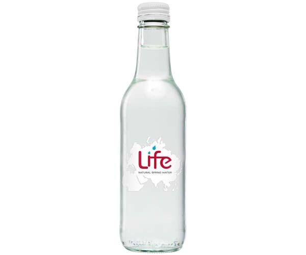 Life Water - Still Glass - 24x330ml