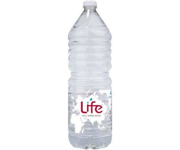 Life Water - Still - 6x2L