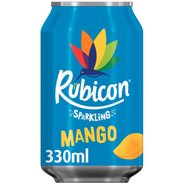 Rubicon Mango - 24x330ml